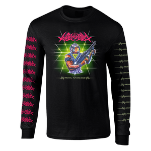 "Toxic Holocaust - ""Album Art"" Long Sleeve"