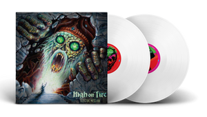 "High On Fire - ""Electric Messiah"" Opaque White LP Vinyl"