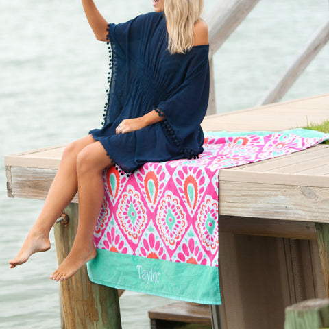 Beachy Keen Towel
