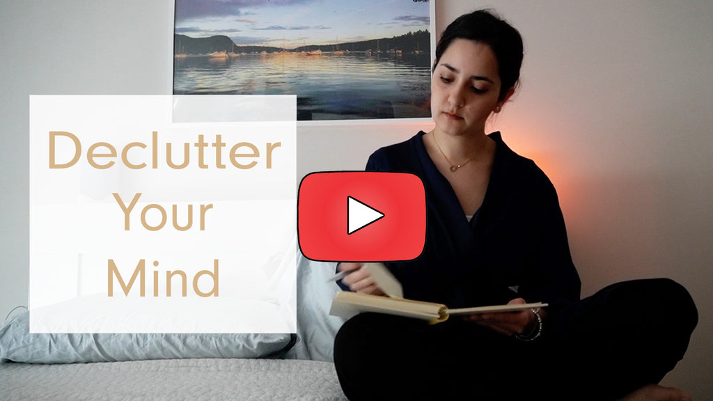 How to Declutter Your Mind and Stop Worrying