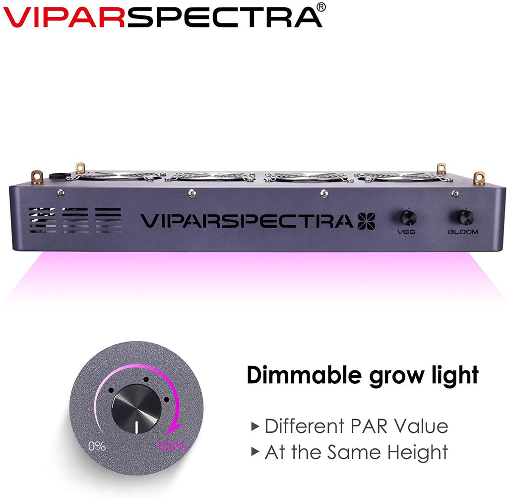 LED Grow Light Dimmber Series VA3000