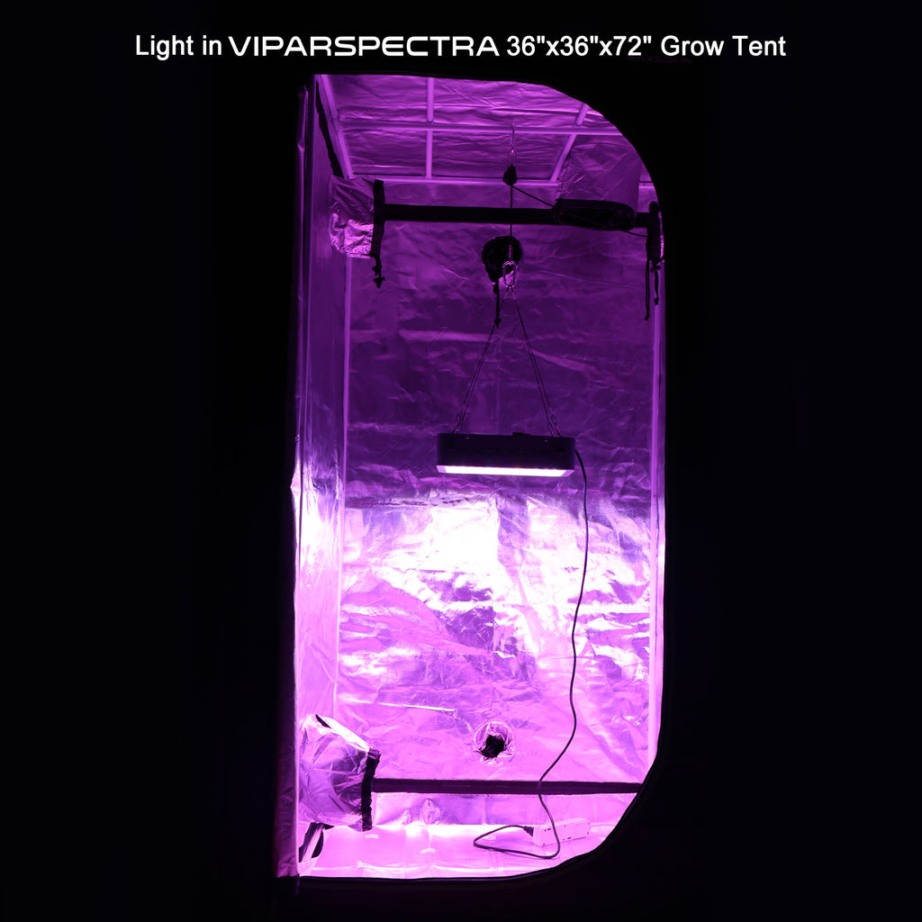 LED Grow Light Dimmable Series VA600
