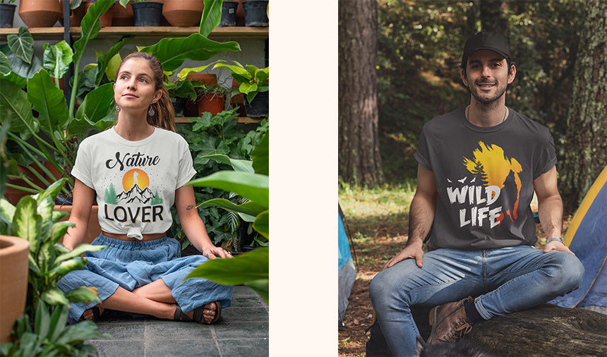 Nature Clothing Products