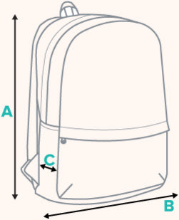 Backpack Size Guide