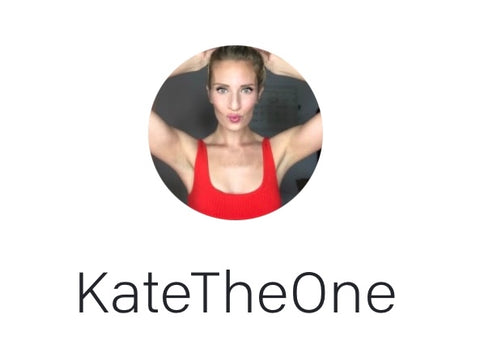 Ride with Kate on Peloton