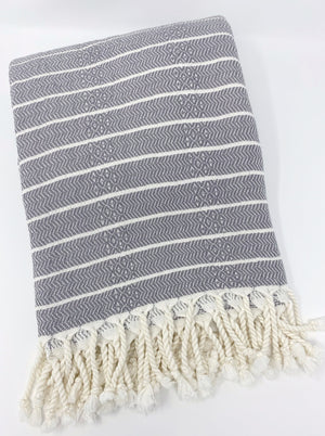 Turkish towel stripes