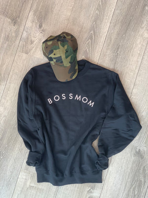 Boss Mom Sweatshirt