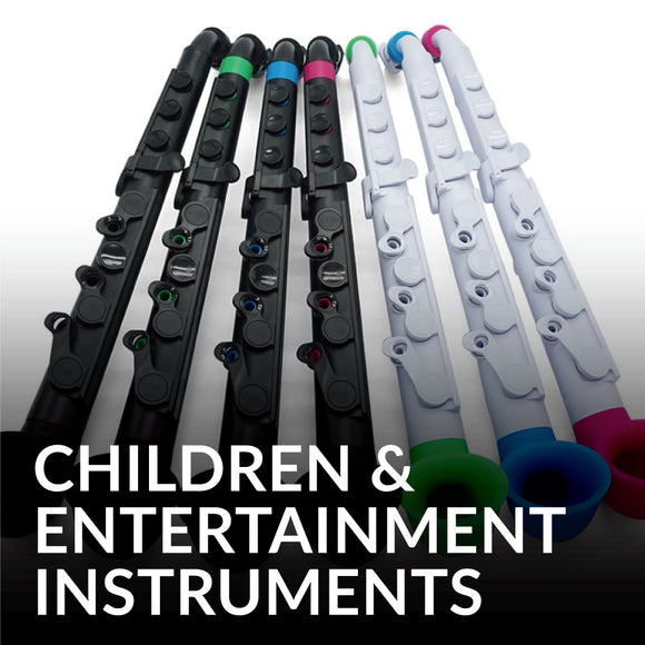 Children & Entertainment Instruments