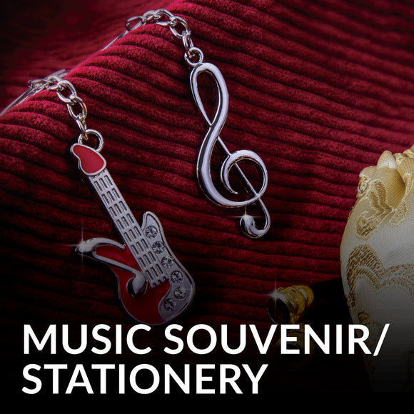 Music Souvenir/Stationery