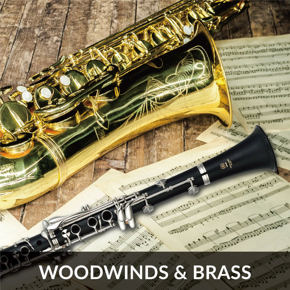 Woodwinds & Brass