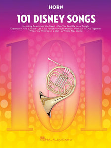 101 Disney Songs For Horn
