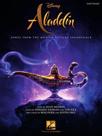 Aladdin-Easy-Piano-Songbook