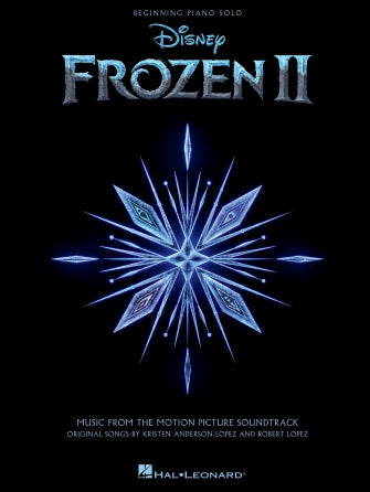 Frozen-II-Beginner-Piano-Solo-Songbook