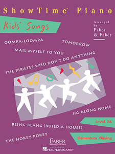 ShowTime-Piano-Kids-Songs-Level-2A