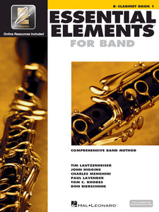 Essential-Elements-for-Band-Bb-Clarinet-Book-1-with-EEi