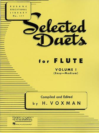Selected-Duets-for-Flute-Volume-1-Easy-to-Medium
