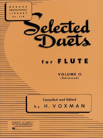 Selected-Duets-for-Flute-Volume-2-Advanced