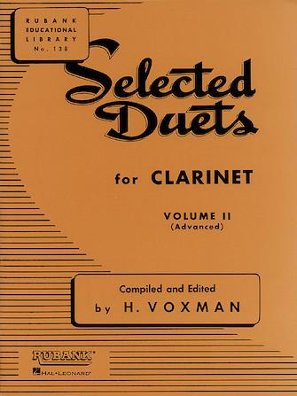 Selected-Duets-for-Clarinet-Volume-2-Advanced