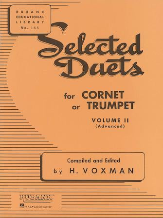 Selected-Duets-for-Cornet-or-Trumpet-Volume-2-Advanced