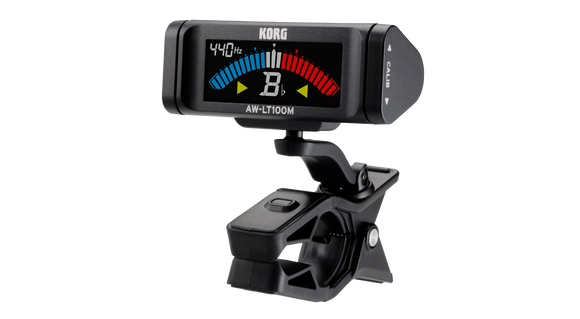Korg AW-LT100 Clip-on Tuner