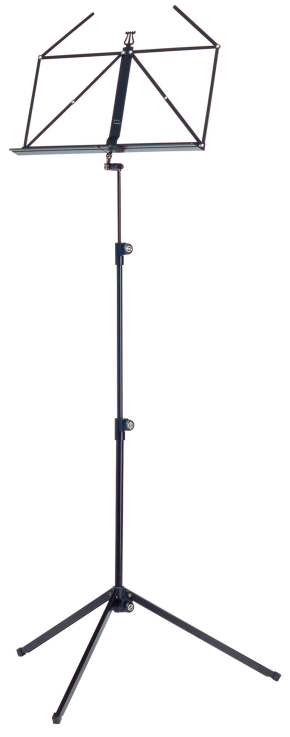 K&M #100/1 Folding Music Stand (assorted colors)