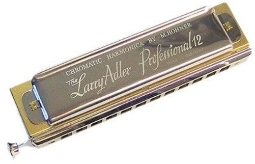 Hohner Larry Adler, Signature Chromatic Harmonica, 16-holes ( C Key)