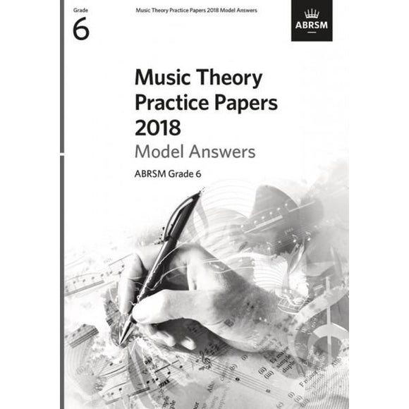 Music-Theory-Practice-Papers-2018-Model-Answers-ABRSM-Grade-6