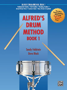 Alfreds-Drum-Method-Book-1