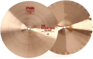 "PAISTE 2002 14"" Sound Edge Hi Hats"