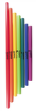 Boomwhackers Bass Diatonic Set