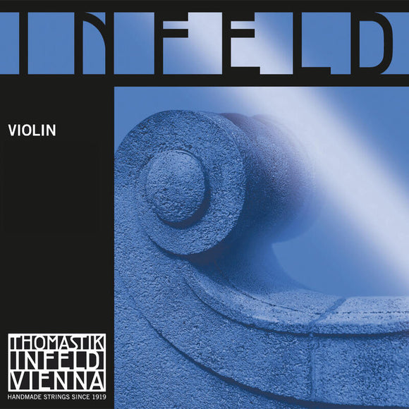 Thomastik Blue Infeld, violin string set, 4/4