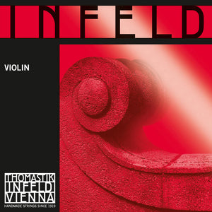Thomastik Red Infeld, violin string set, 4/4