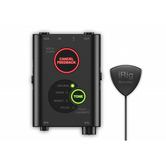 IK-Multimedia iRig Acoustic Stage