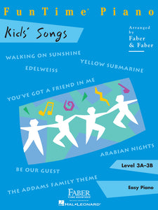 FunTime-Piano-Kids-Songs-Level-3A-3B