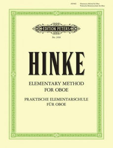 Hinke-Elementary-Method-For-Oboe