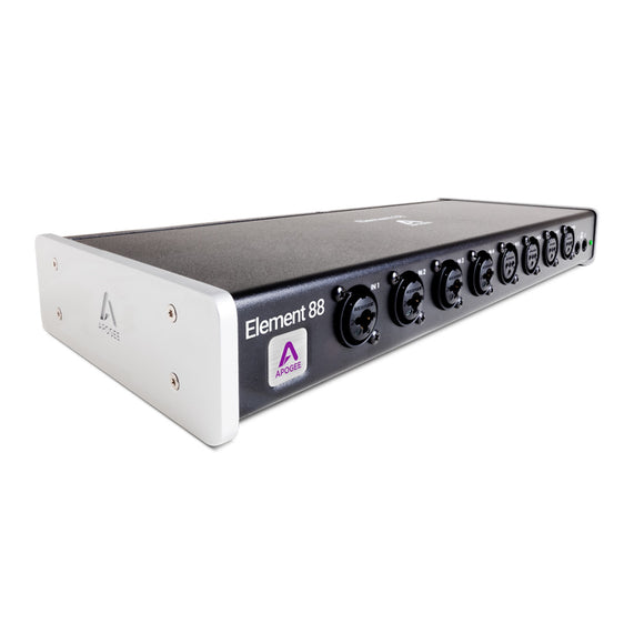 Apogee Element 88 - 16 IN x 16 OUT Thunderbolt Audio I/O for Mac