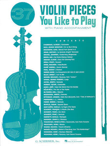 37-Violin-Pieces-You-Like-To-Play