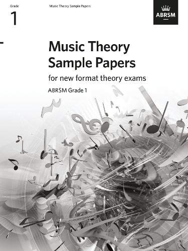 ABRSM Music Theory Sample Papers, Grade 1