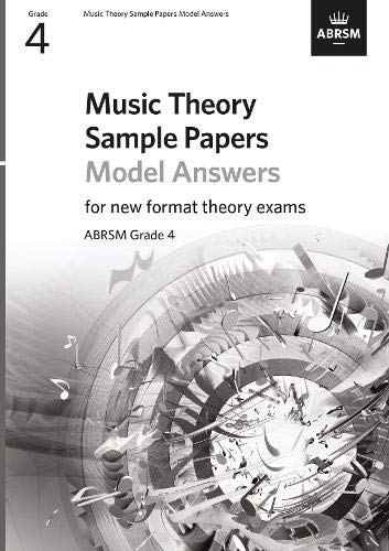 ABRSM Music Theory Sample Papers Model Answers, Grade 4
