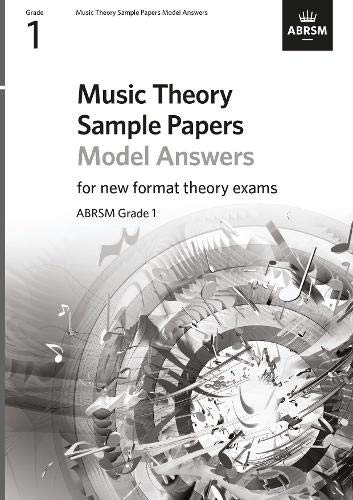 ABRSM Music Theory Sample Papers Model Answers, Grade 1