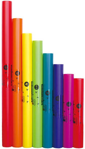Boomwhackers C major Diatonic Set
