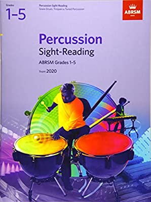 Percussion-Sight-Reading-ABRSM-Grades-1-5
