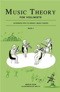 Music Theory For Violinists Book 2