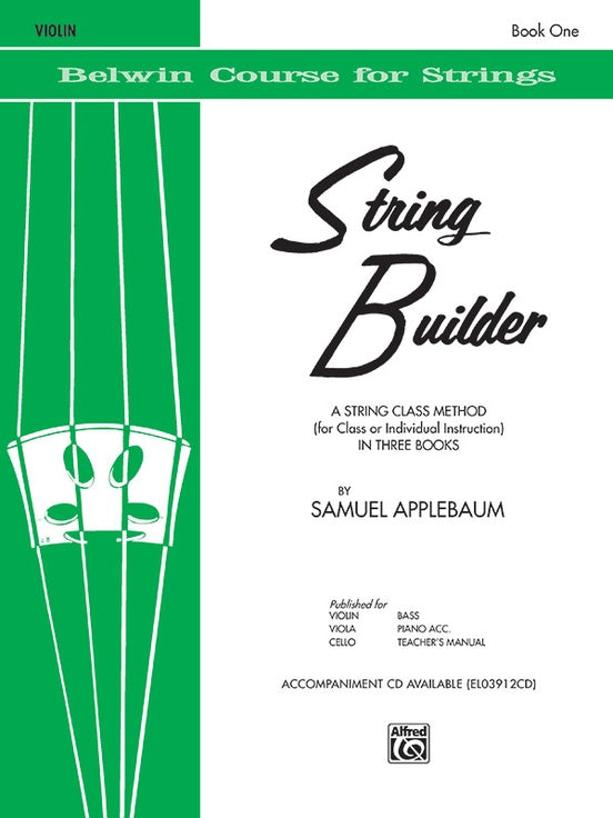 String-Builder-Violin-Book-1