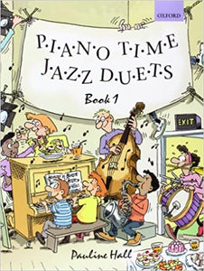 Piano-Time-Jazz-Duets-Book-1