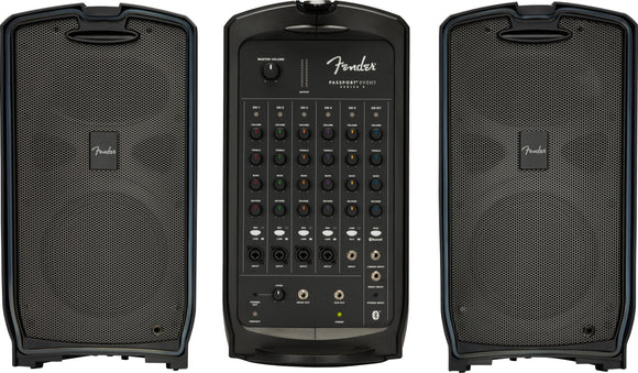 Fender Passport® Event Series 2 Portable Audio System
