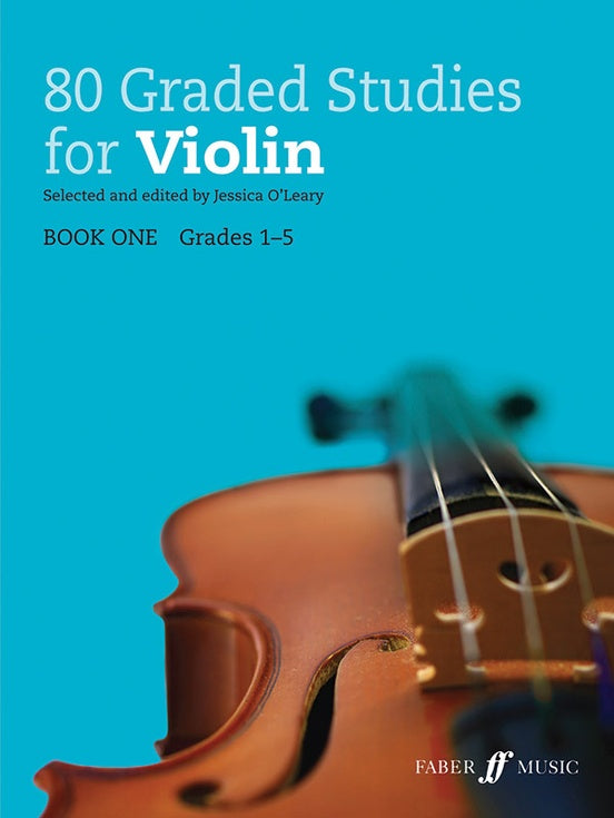 80-Graded-Studies-for-Violin-Book-One