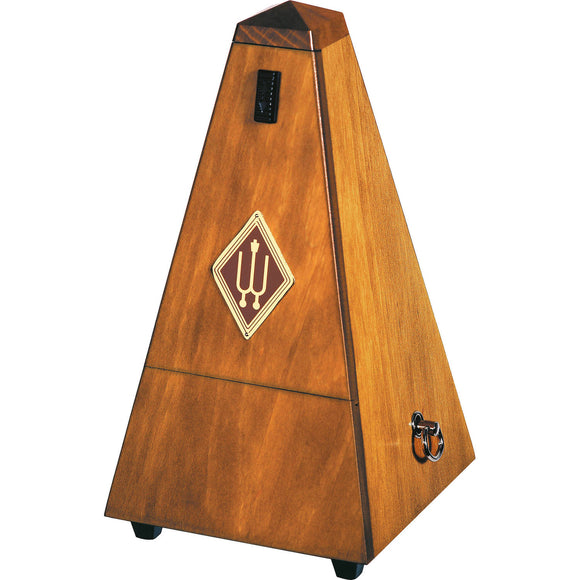 Wittner wooden case Metronome with Bell ( model 813M )