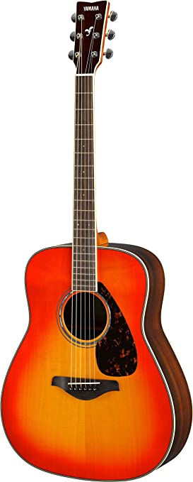 Yamaha FS820 Acoustic Guitar (Autumn Burst)