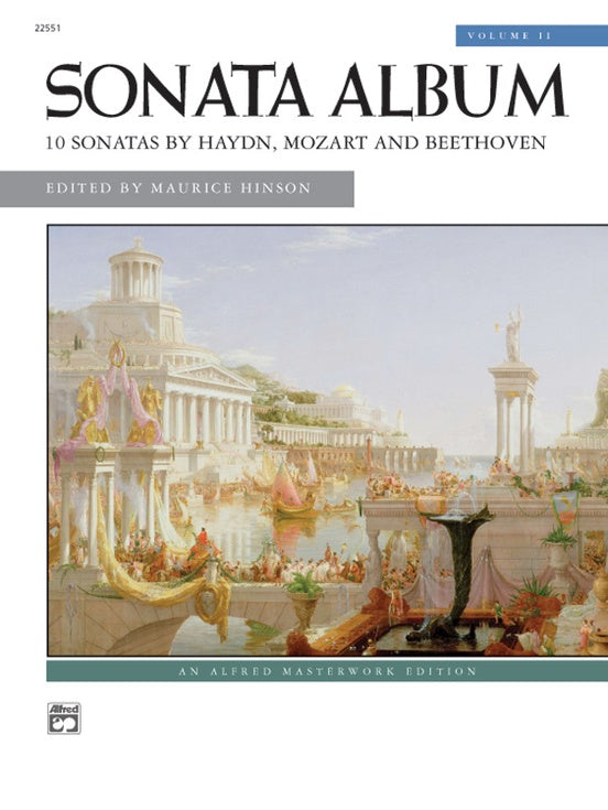 Sonata-Album-Volume-2-For-Piano